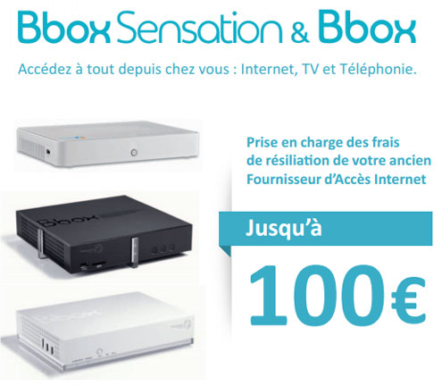 Coupon bouygues bbox