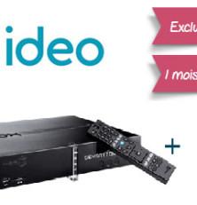 Avec Ideo, Bbox + mobile à partir de 36,89€/mois!