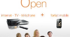 Offre internet Orange Open : cumuler la fibre et la 4G