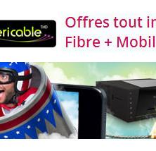 Un forfait mobile illimité 3Go à 9€ avec l'offre internet Numéricable!