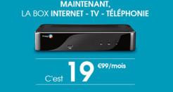 Bouygues Telecom annonce l'offre internet la moins chère du marché!