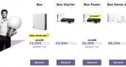 La box ADSL de SFR à 29,99€ en exclusivité sur internet!