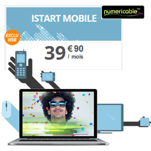 istart mobile numericable