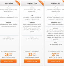 De 10 à 15€/mois de réduction chez Orange FAI actuellement!