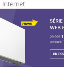 La box ADSL SFR moins chère jusqu'au 21 février!