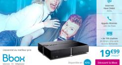 L'abonnement internet Bbox ADSL de Bouygues Telecom