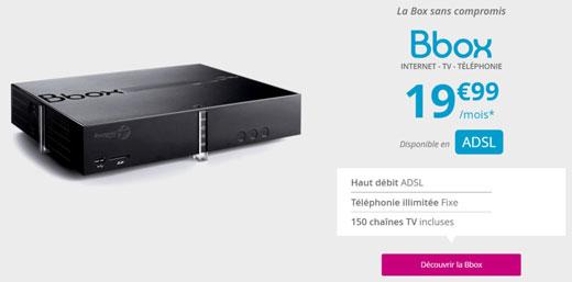 quelle est l 39 offre adsl la moins ch re offre internet. Black Bedroom Furniture Sets. Home Design Ideas