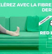 red fibre le tr s haut d bit moins de 10 mois offre. Black Bedroom Furniture Sets. Home Design Ideas
