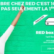 RED propose sa Série Spéciale à 10€/mois jusqu'au 13/11