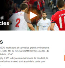Le bouquet beIN Sports en promotion chez Orange!