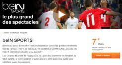 Le bouquet beIN Sports en promotion chez Orange!