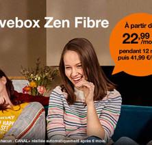 Les abonnements fibre Orange moins chers actuellement