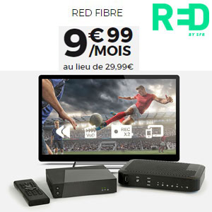 offre internet red fibre