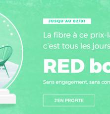 La Série spéciale de RED restera à 10€ jusqu'au 2 janvier
