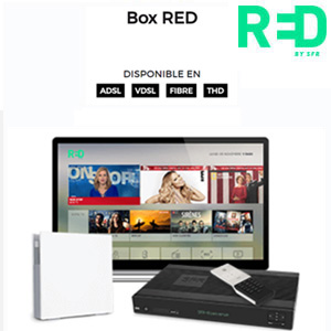 offre internet red fibre